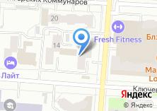 Компания «Ассоциация политических консультантов» на карте