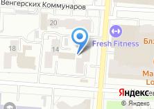 Компания «Автоматизация бизнеса» на карте