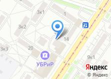Компания «СпецПрофиль» на карте