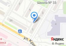 Компания «Рембыт» на карте