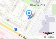 Компания «Сладкоград» на карте