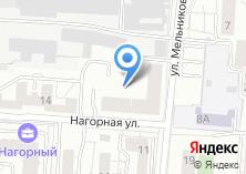 Компания «Эсти Урал» на карте