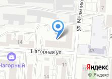 Компания «ЮНИКС Профи» на карте
