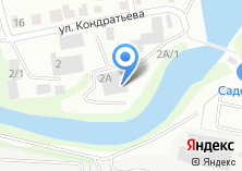 Компания «Единый Строительный Оператор» на карте