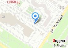 Компания «Автостоянка на ул. Академика Бардина» на карте