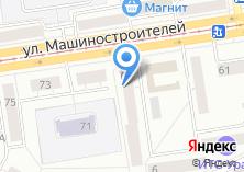 Компания «Воздушные шары» на карте