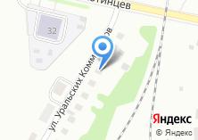 Компания «АСТ Формат» на карте