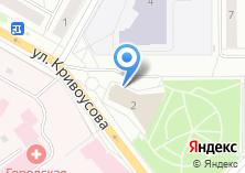 Компания «Кинобар» на карте