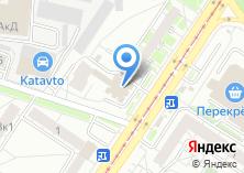 Компания «Урал-АвтоРесурс» на карте