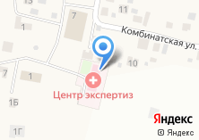 Компания «Уральский Инновационный Центр Экспертиз» на карте