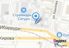 Компания «Бизнес-Тур» на карте