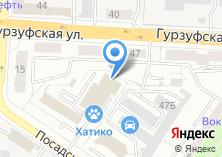 Компания «Оазис-1» на карте
