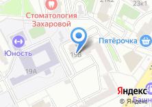 Компания «АРТ-Капелька» на карте