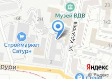Компания «Технэк-ЕК» на карте