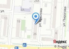 Компания «ПартКом» на карте