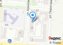 Компания «Уральский Базальт» на карте