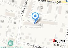 Компания «Библиотека №32 им. Ф.М. Решетникова» на карте