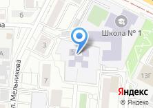 Компания «Детский сад №562 Сказка» на карте