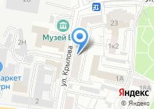 Компания «Svetick.ru» на карте