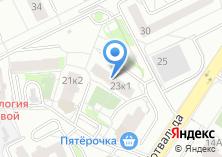 Компания «ФОРМУЛА СПОРТА» на карте