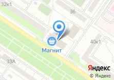 Компания «Сеть ортопедических салонов» на карте
