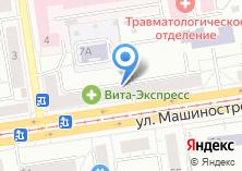 Компания «МирКурий» на карте