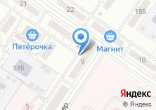 Компания «ДОМОВОЙ единая квартирная база Однокомнатная квартира» на карте