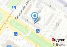 Компания «Уралтехпроект» на карте