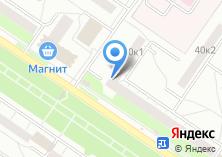 Компания «Городская» на карте