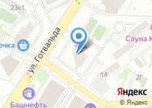 Компания «МиД-Принт» на карте