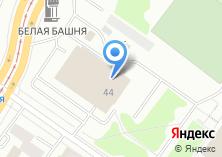 Компания «Мегамарт» на карте