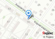 Компания «Уралстрой-Сервис» на карте