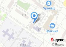 Компания «Вита Дент» на карте