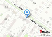 Компания «Екатеринбургская компания по недвижимости и защите прав» на карте