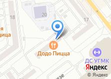Компания «УГМК-Телеком» на карте