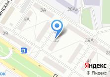 Компания «Пилигрим домашняя гостиница» на карте