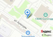 Компания «Автостоянка на Фестивальной» на карте