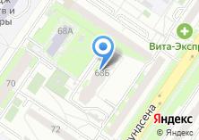 Компания «NewLampa» на карте