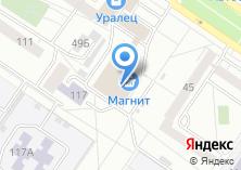 Компания «Озорники» на карте