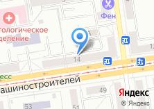 Компания «Экомедика» на карте