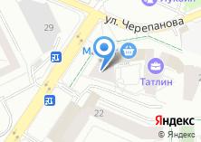 Компания «Тонировочно-установочный центр» на карте