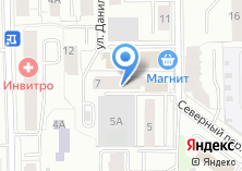 Компания «Эммануэль» на карте