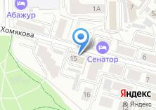 Компания «СКОН» на карте