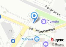 Компания «АвтоStreet» на карте