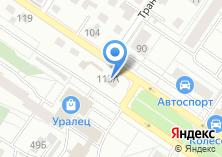Компания «WiFi» на карте