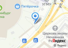 Компания «Dautov Bros» на карте
