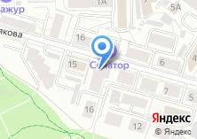 Компания «САМОДЕЛ96» на карте