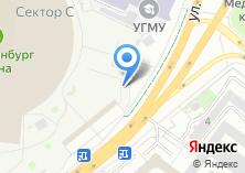 Компания «Атабаска» на карте