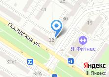Компания «IM presento» на карте