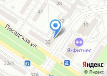 Компания «К-Инвест» на карте